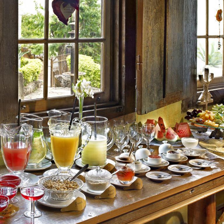 Café da manhã Pouso da Torre